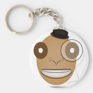 Porte-clés Monsieur