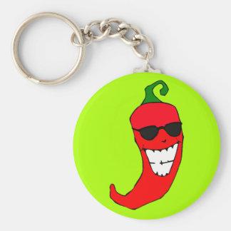 Porte-clés Monsieur frais Red-hot Pepper