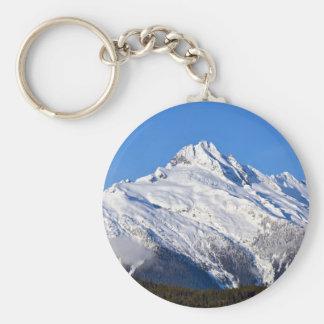 Porte-clés Montagne de Tantalus en Colombie-Britannique,