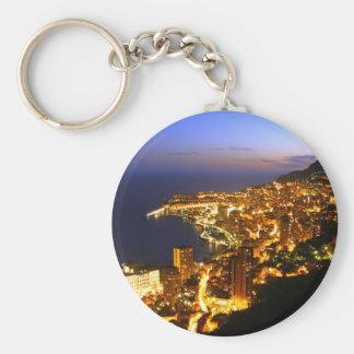Porte-clés Monte Carlo, Monaco