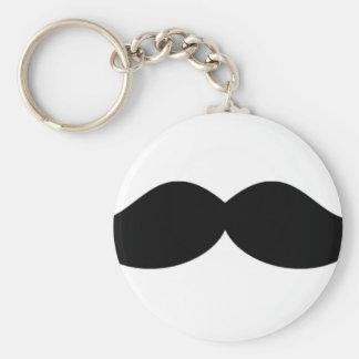 Porte-clés Moustache ou moustache de la CACHETTE MOUSTASH