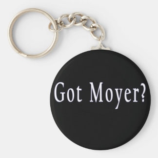 Porte-clés Moyer obtenu ? - Porte - clé noir