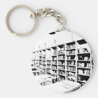Porte-clés Mur à l'encre de livre