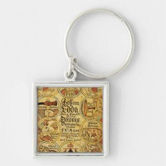 Porte-clés Mythologie de norses d'Eddas