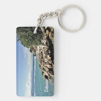 Porte-clés No. 2 de paysage marin de Labadie