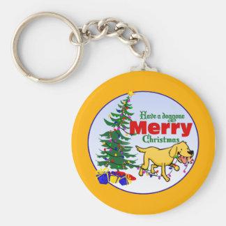 Porte-clés Nom de dieu porte - clé de Noël |