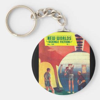 Porte-clés Nouvel art des mondes 54_Pulp