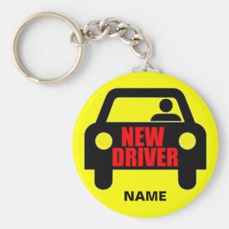 Porte-clés Nouvelle sécurité faite sur commande de conducteur