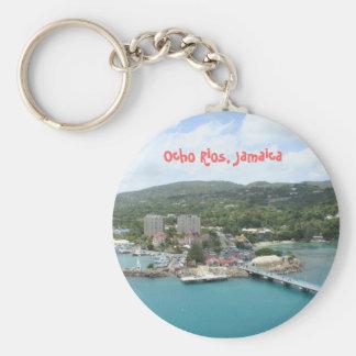 Porte-clés Ocho Rios, porte - clé de la Jamaïque