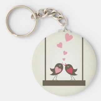 Porte-clés Oiseau de love9