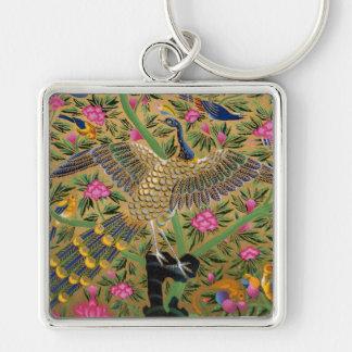 Porte-clés Oiseau de porte - clé de la vie