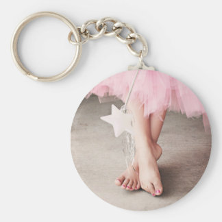 Porte-clés Orteils de ballerine