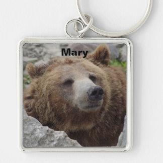 Porte-clés Ours de Kodiak