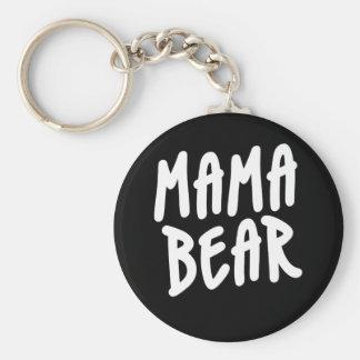Porte-clés Ours de maman