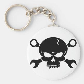 """Porte-clés Outils du crâne des """"n"""" - vissez le pirate 2 (le"""