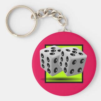 Porte-clés Paires de matrices
