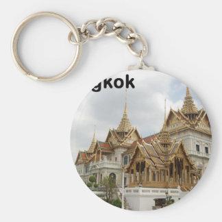 Porte-clés Palais grand de la Thaïlande Bangkok (nouveau)