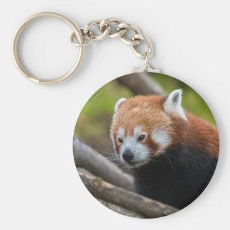 Porte-clés Panda rouge