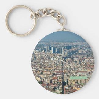Porte-clés Panorama de Naples