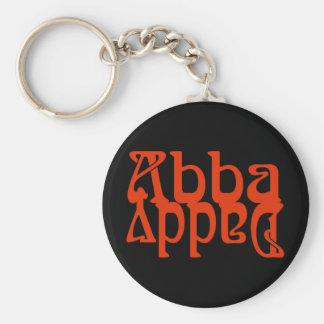 Porte-clés Papa d'Abba (Dieu de père)
