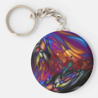 Porte-clés Papillon mystique
