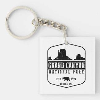 Porte-clés Parc national de canyon grand