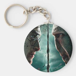 Porte-clés Partie de Harry Potter 7 - Harry contre Voldemort