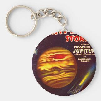 Porte-clés Passeport à Jupiter