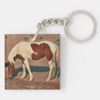 Porte-clés Peignez le poney