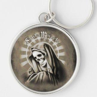 Porte-clés Père Noël Muerte