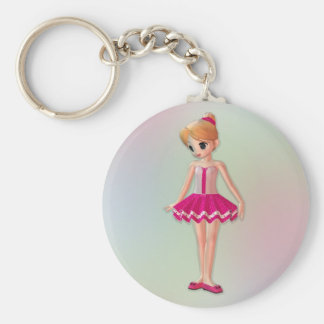 Porte-clés Petite ballerine