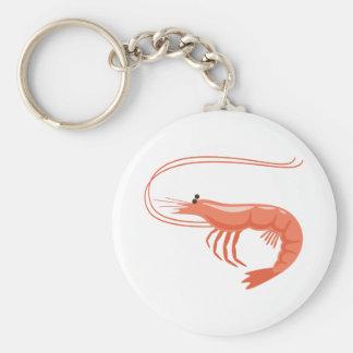Porte-clés Petite crevette