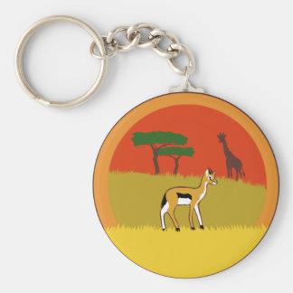 Porte-clés Petite gazelle