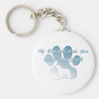 Porte-clés Petits-enfants de Terre-Neuve
