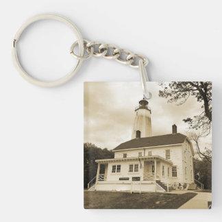 Porte-clés Phare de crochet de Sandy