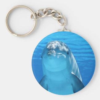 Porte-clés Photo amicale de dauphin