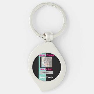 Porte-clés Photo personnelle