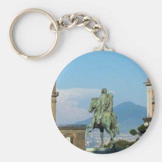 Porte-clés Piazza del Plebiscito, Naples