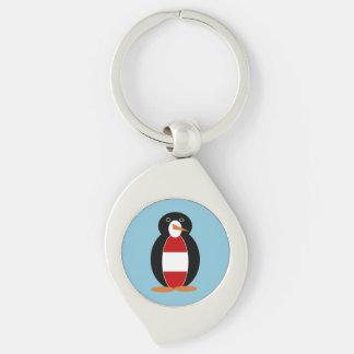 Porte-clés Pingouin autrichien