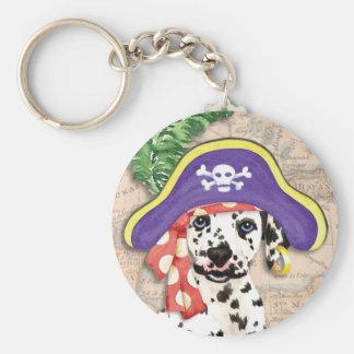 Porte-clés Pirate dalmatien