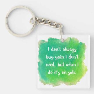 Porte-clés Plaisanterie de vente de fil