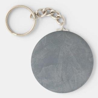 Porte-clés Plâtre vénitien de gris d'ardoise