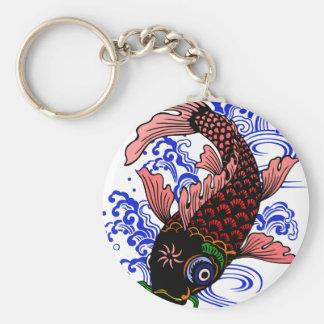 Porte-clés Poisson japonais