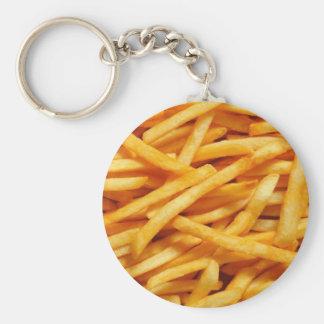 Porte-clés Pommes frites