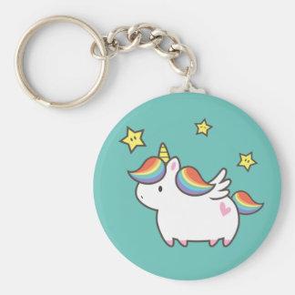 Porte-clés Poney de licorne