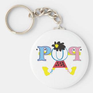 PORTE-CLÉS POP