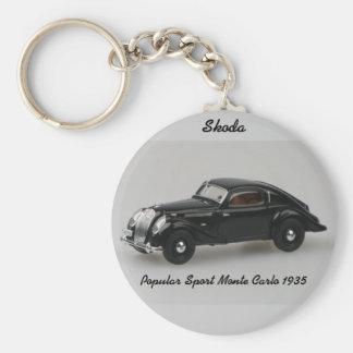 Porte-clés Porte - clé 1935 populaire de Monte Carlo de sport