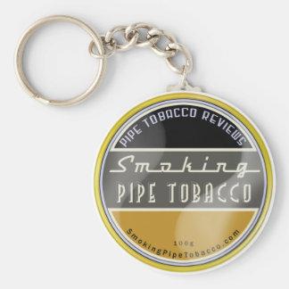 Porte-clés Porte - clé 2,2 de tabac de tuyau de tabagisme