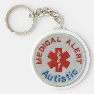 Porte-clés Porte - clé autiste