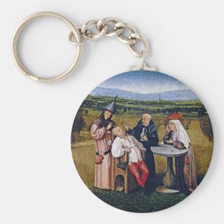 Porte-clés Porte - clé : Bosch - extraction de la pierre de